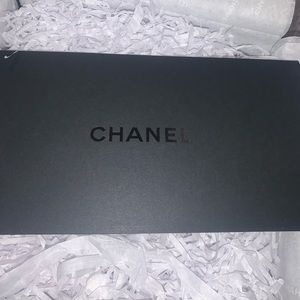 CHANEL Other - Authentic Chanel gift box and package (brand new!)